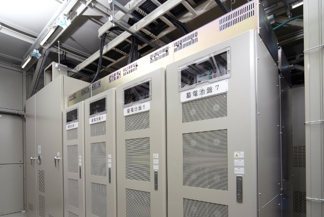 Traction Energy Storage System from Toshiba