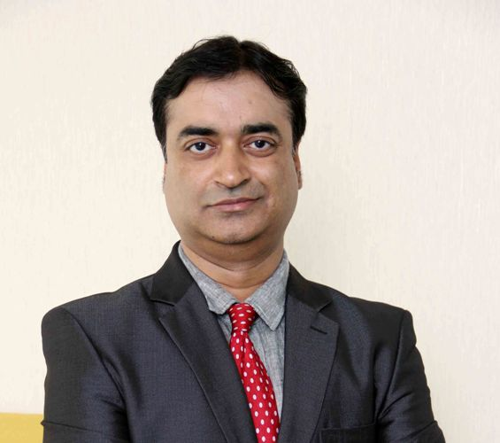 Vishal Awal, Executive Director, Xerox Services,
