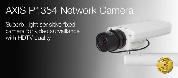 AXIS P1354 Network Camera