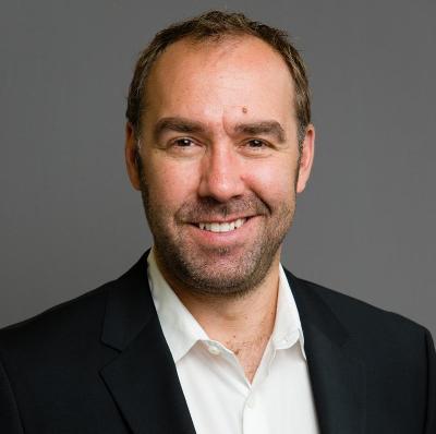 Citrix marketing head Robson Grieve
