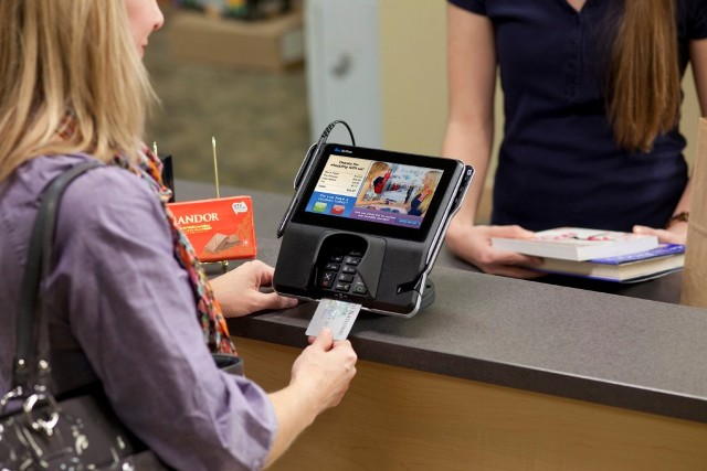 Delhaize America has selected Verifone's multi-media, EMV and NFC-capable MX 925 payment terminals