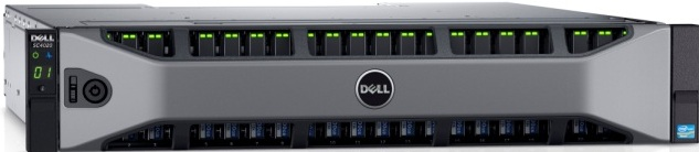 Dell Storage all-flash array
