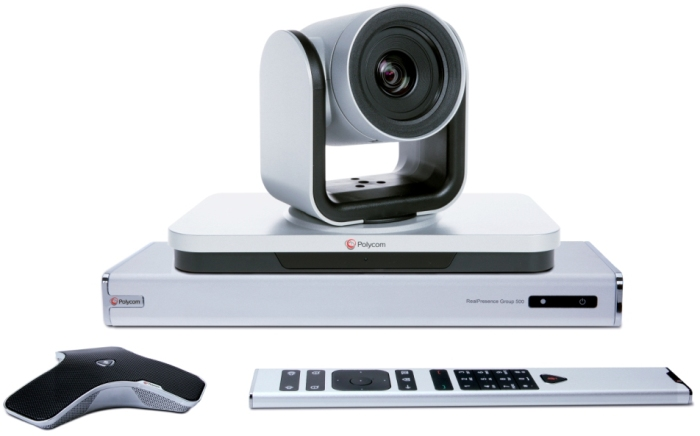 Polycom realpresence-group-series-500-09