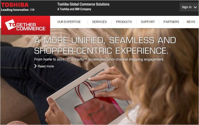 Toshiba brings latest Point of Sale solutions