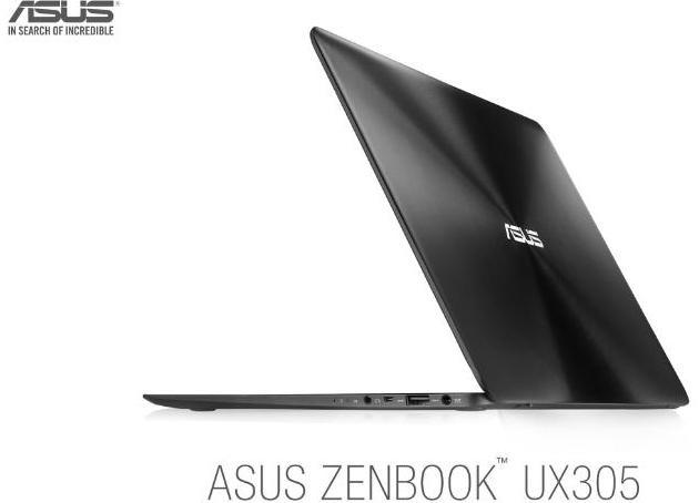ASUS brings ZenBook UX305 at$699
