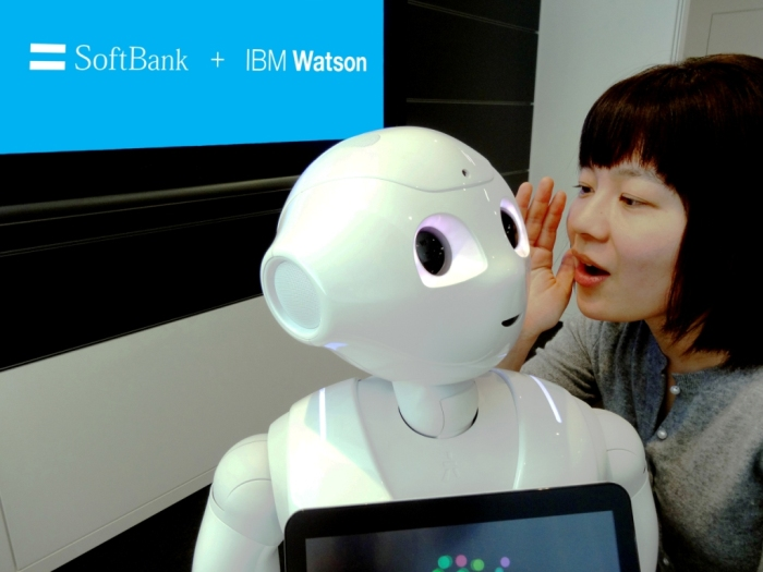 IIBM Watson lands in Japan