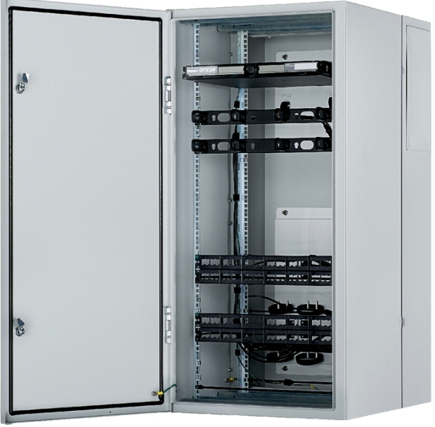 Panduit adds Pre-Configured Industrial Distribution Frame