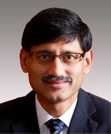 Polycom APAC channel sales director Shirish Joshi