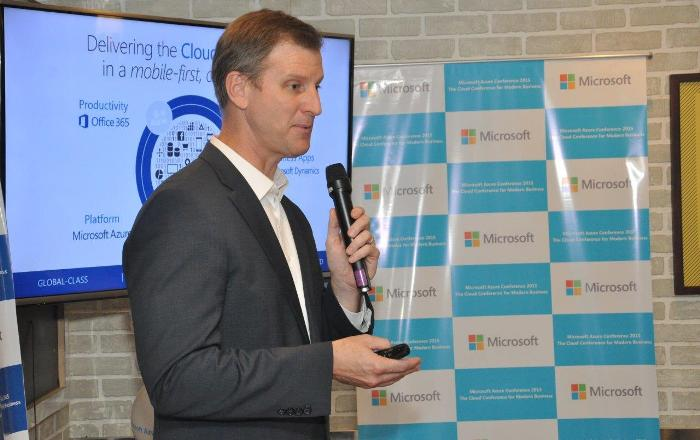 Tyler Bryson, General Manager - Marketing and Operations, Microsoft India