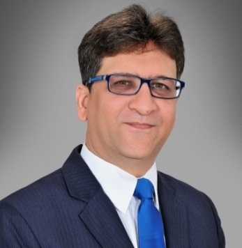 Vishal Garkhel, Director & General Manager, Geo Head - West of Dell India