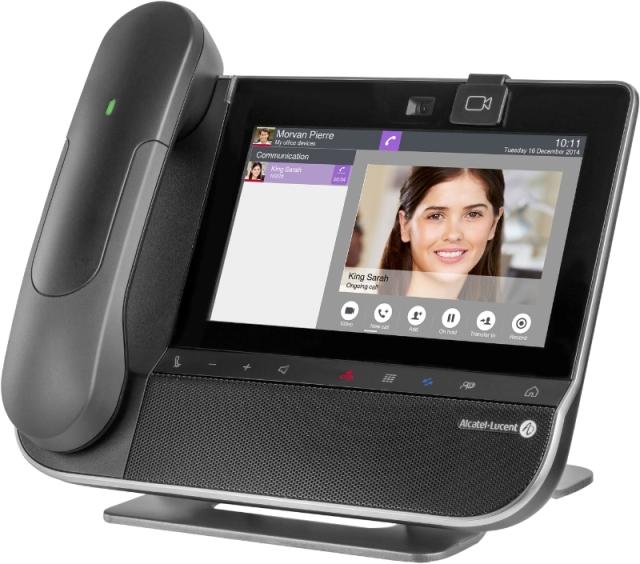 Alcatel-Lucent Enterprise launches 8088 Smart DeskPhone