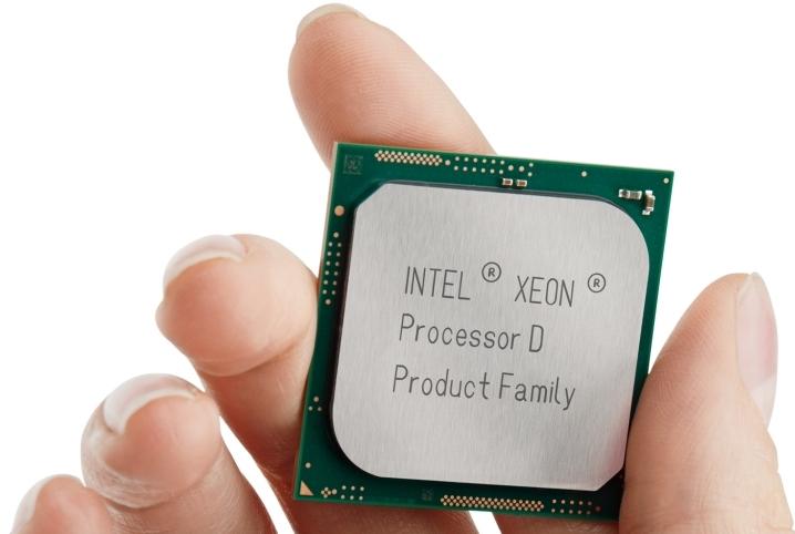 Intel Xeon processor D product family