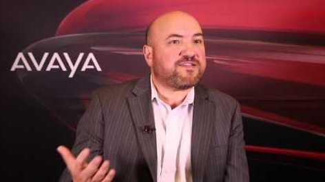 Joe Manuele, senior vice president and general manager, global cloud services, Avaya