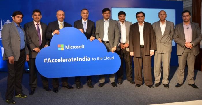 Microsoft cloud initiative