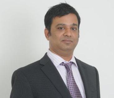 Priyadarshi Mohapatra, MD of Avaya