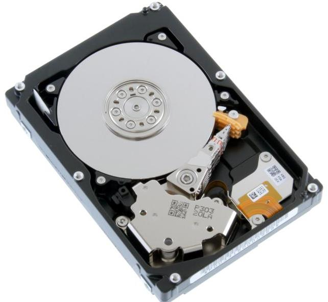 Toshiba Debuts 12.0 Gbits SAS Enterprise Performance HDD
