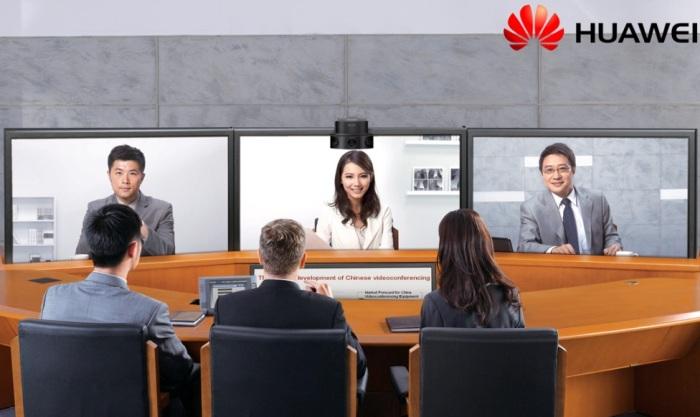 Videoconferencing Huawei