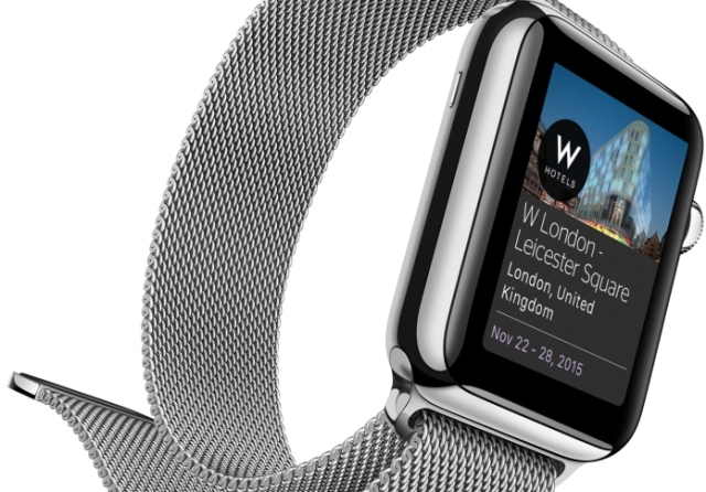 Apple Watch app for enterprises