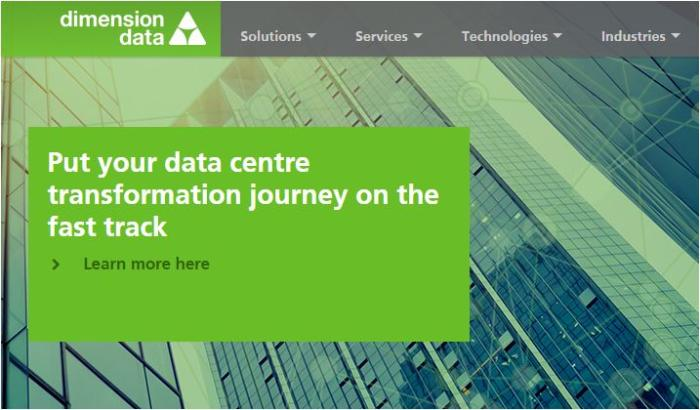 Dimension Data offers