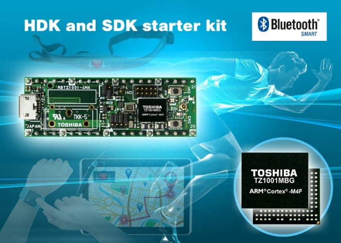 Toshiba kit for IoT