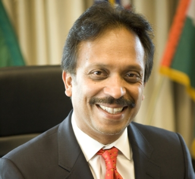 UST Global CEO Sajan Pillai