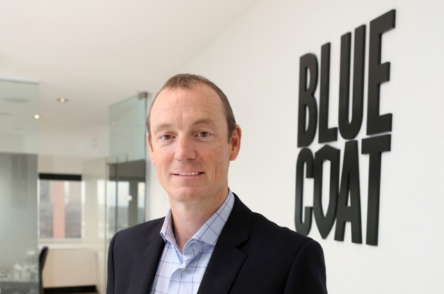Blue Coat VP Asia Pacific Andrew Littleproud