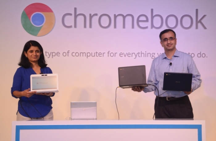 Google Chrome device launch in India