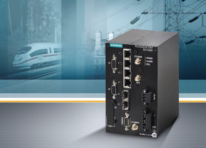 Siemens Ruggedcom RX1400
