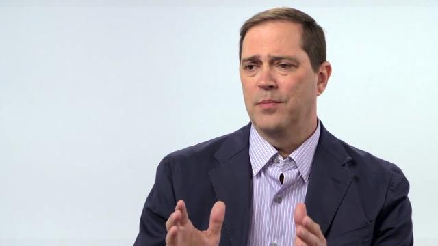 Cisco CEO Chuck Robbins blog