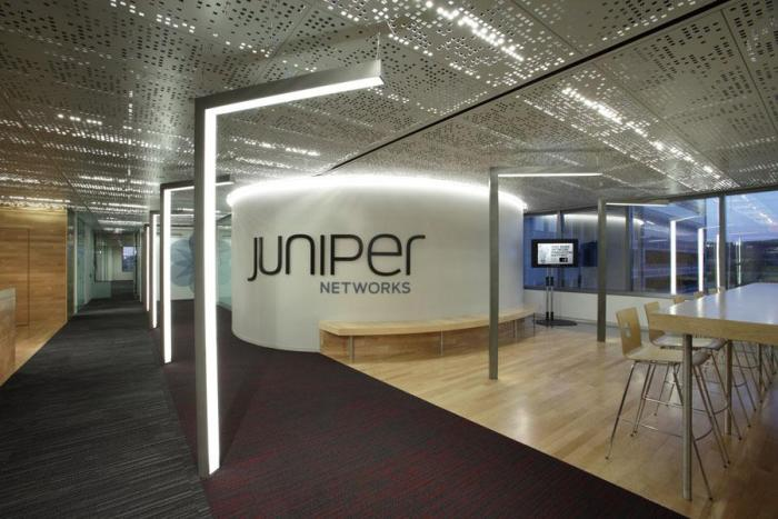 Juniper Networks Lab