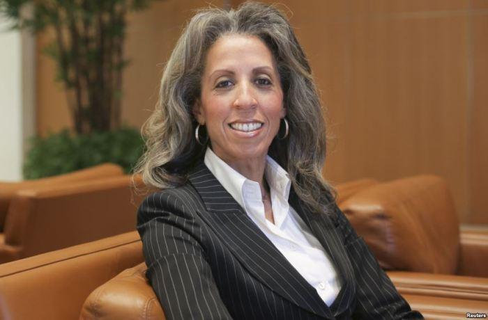 Lisa M Lambert of Intel Capital -- image by Reuters