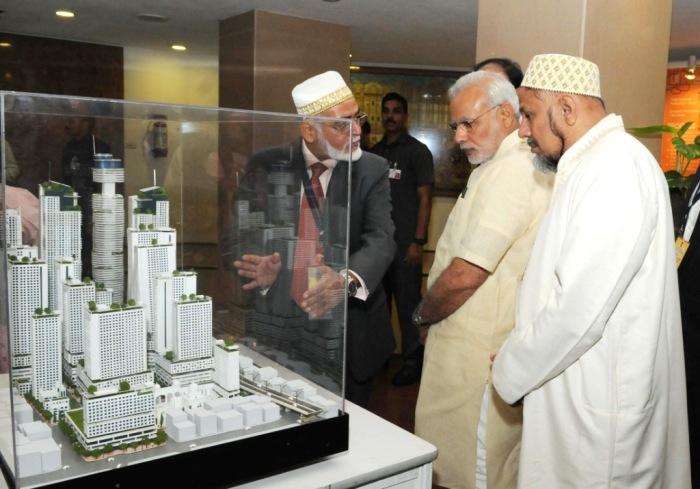 PM Modi on smart city mission
