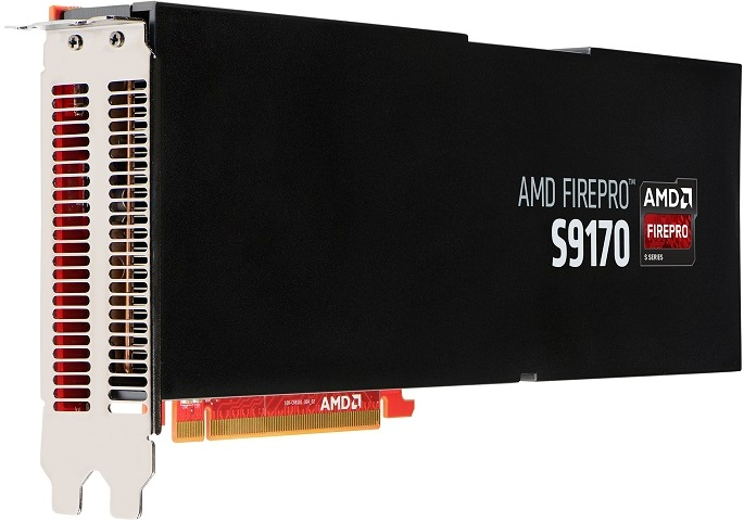 AMD FirePro S9170 Server GPU o
