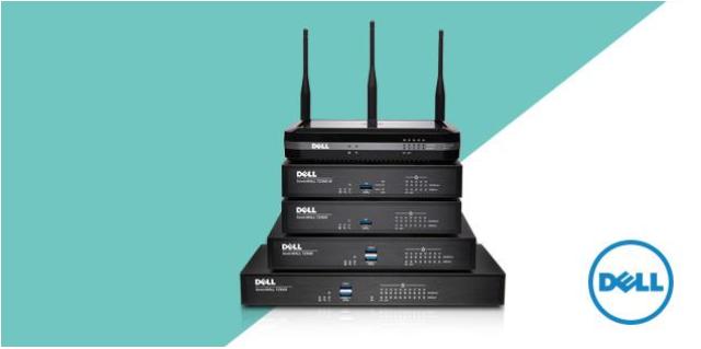 Dell SonicWALL TZ Wireless Firewalls