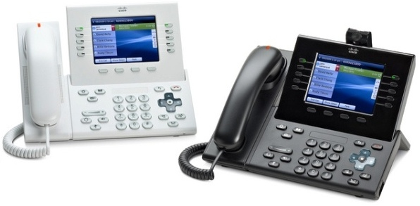 Enterprise telephony