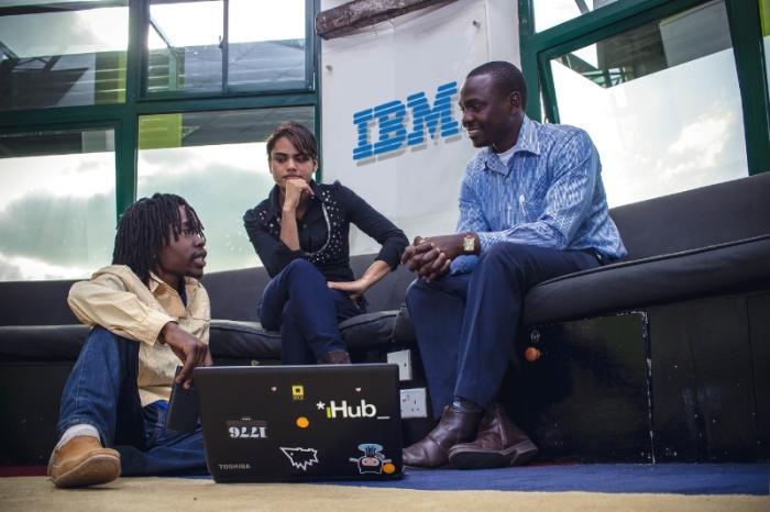 IBM iHub Kenya
