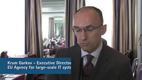 Krum Garkov- Executive director- eu-LISA