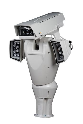 AXIS Q86 PT Head Network Camera Series