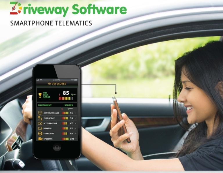 Mobile Telematics firm Driveway Software
