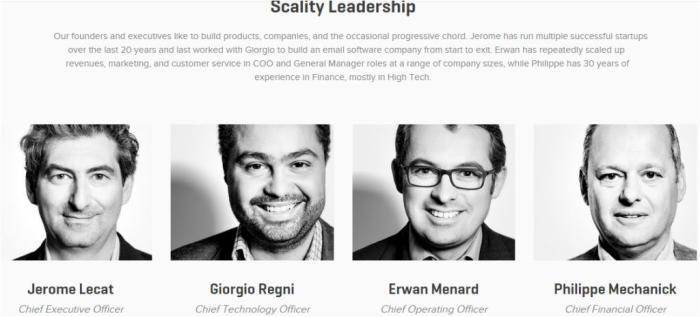 Scality Leadership