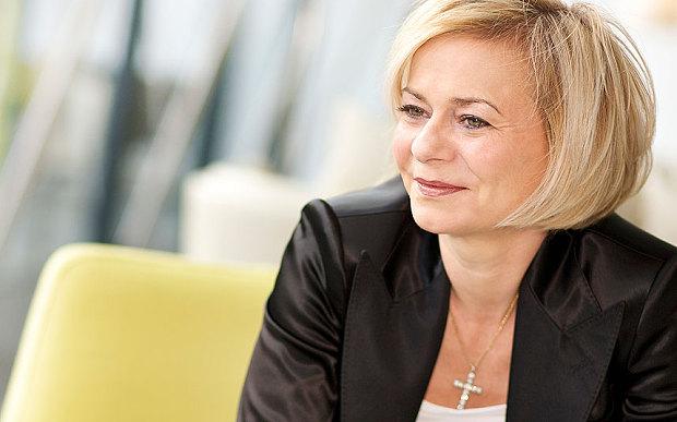IBM IoT business head Harriet Green