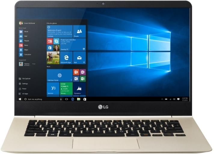 LG launches gram laptops