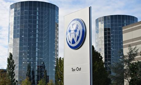 Volkswagen office