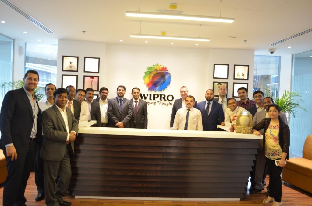 Wipro Qatar office