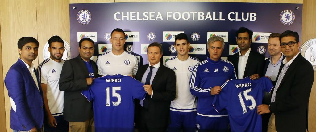 Wipro to handle digital program for Chelsea