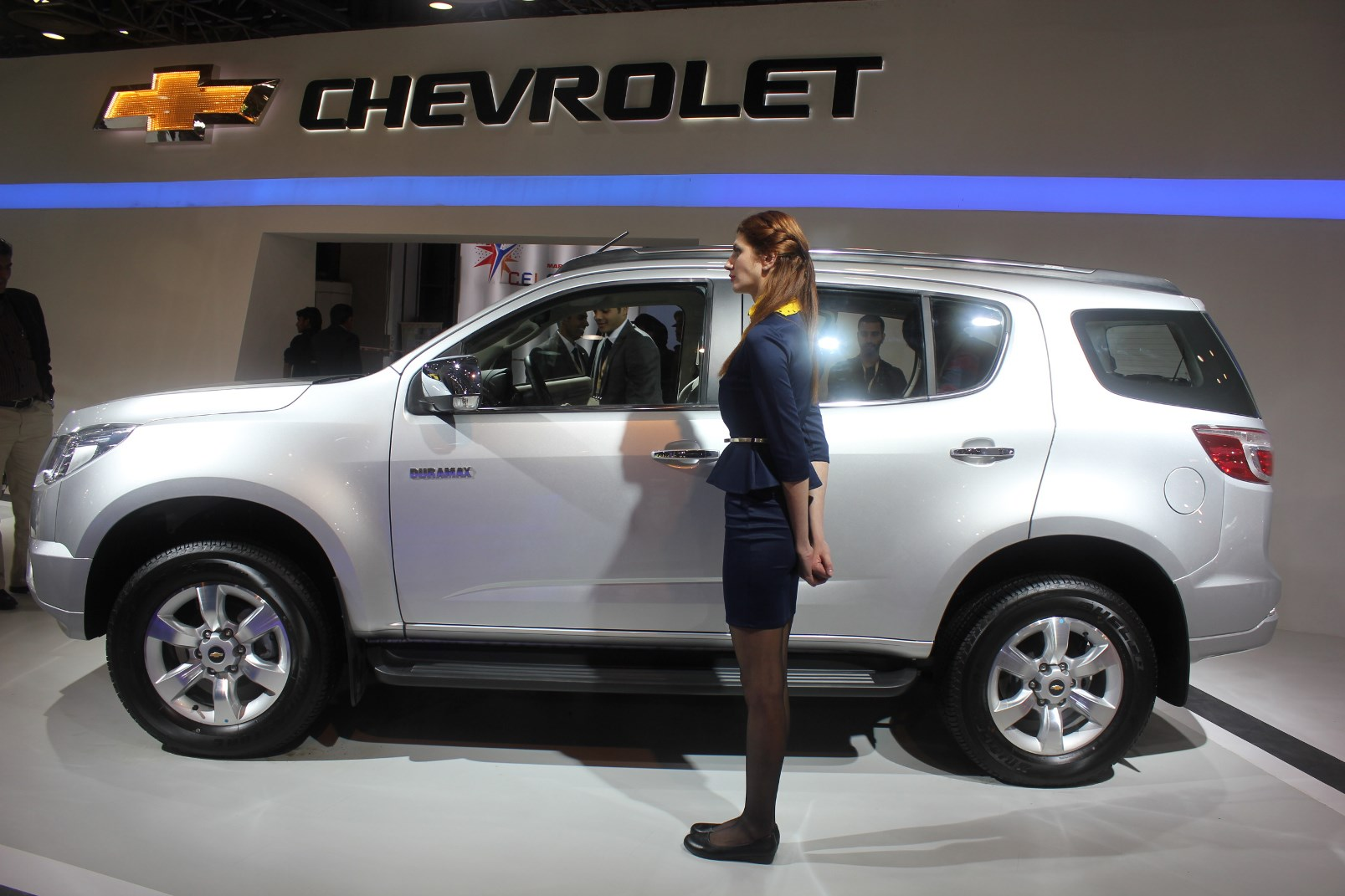Amazon to sell premium SUV Chevrolet Trailblazer