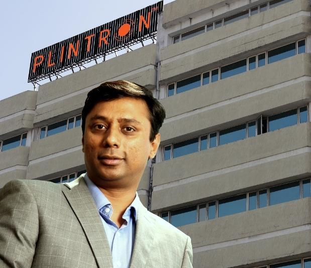Mohan Kumar Sundaram, co-founder and chairman of Plintron