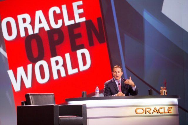 Oracle CEO Mark Hurd