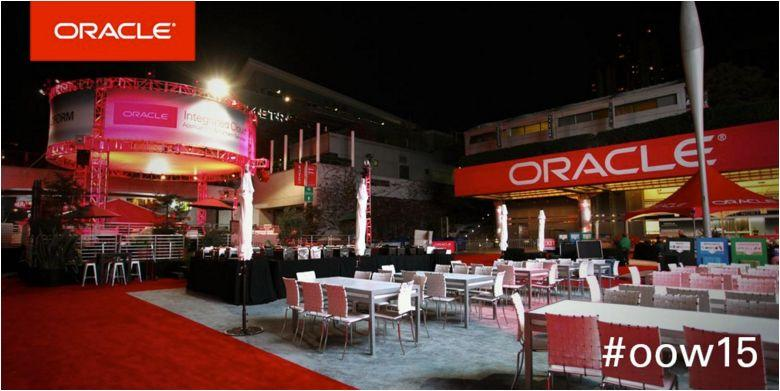 Oracle Open World 2015