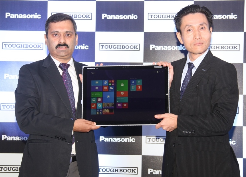 PANASONIC TOUGHPAD FZ-Y1 IN INDIA
